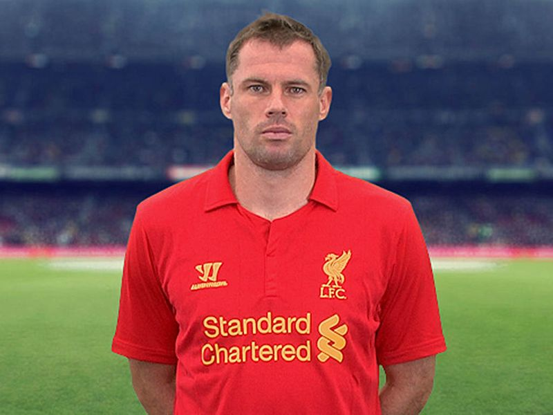 Jamie Carragher encourages Liverpool