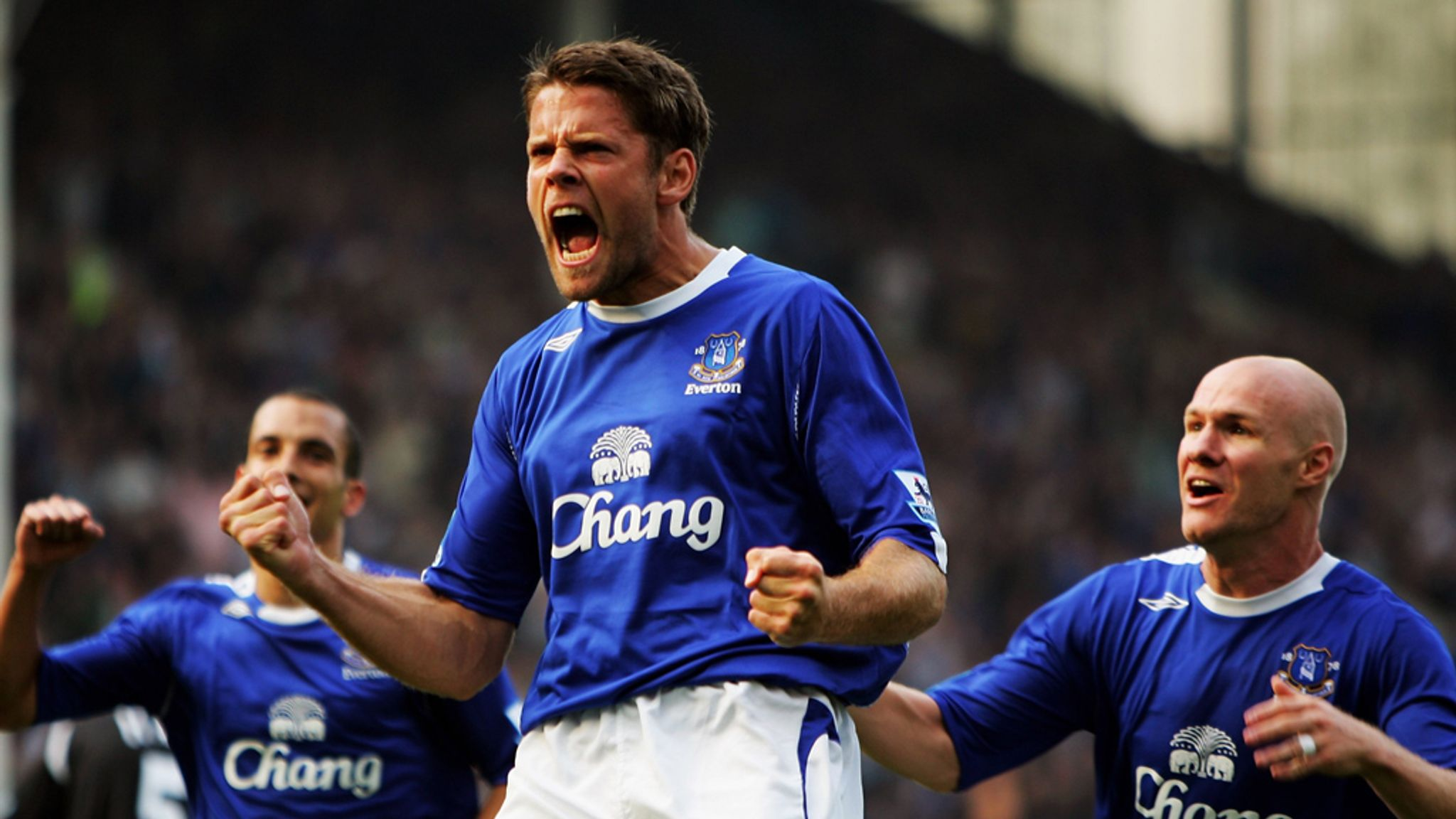 Image result for James Beattie everton
