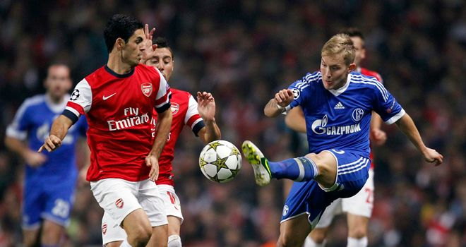 Lewis Holtby: Schalke midfielder is wanted in England and Spain