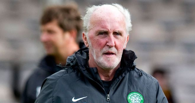 Danny McGrain: New role for Celtic legend