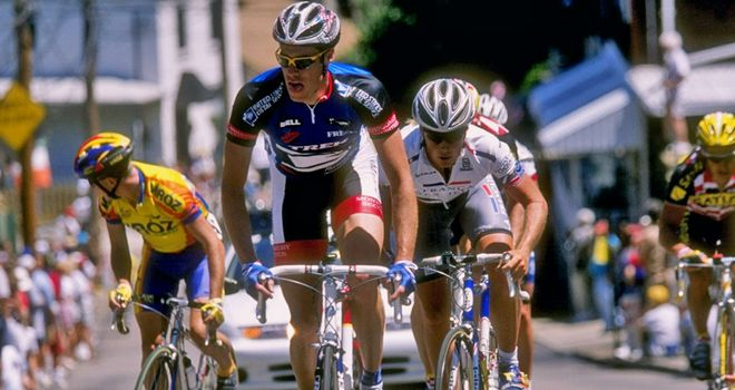 Scott Mercier (C): Decided he did not want to be a professional cyclist after being asked to dope