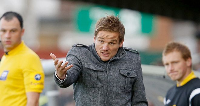 Neal Ardley: Brings in another loan player