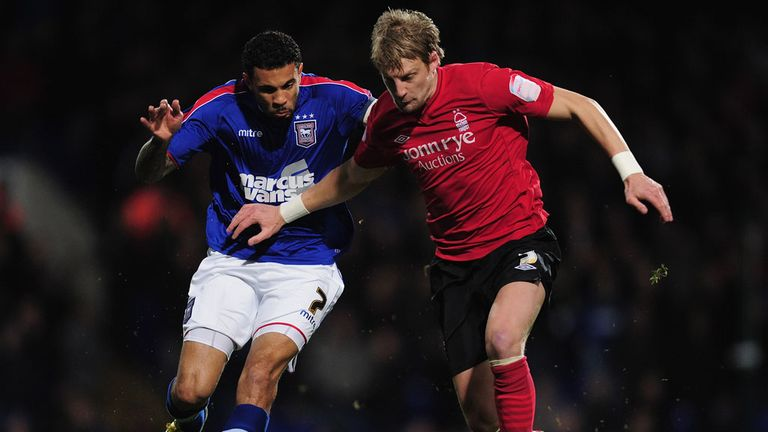 Carlos Edwards: Scored the opener for Ipswich in their huge win