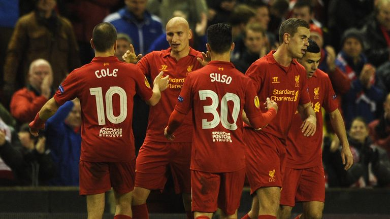 lowest price a3e7d 2ccbc Liverpool 2 - 2 Young Boys - Match Report & Highlights