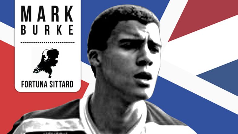The extraordinary career of Mark Burke took him to Holland, Japan, Romania and Sweden
