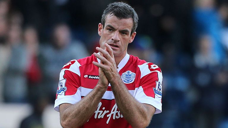 Ryan Nelsen: Will play his last game for QPR against Manchester City on January 29
