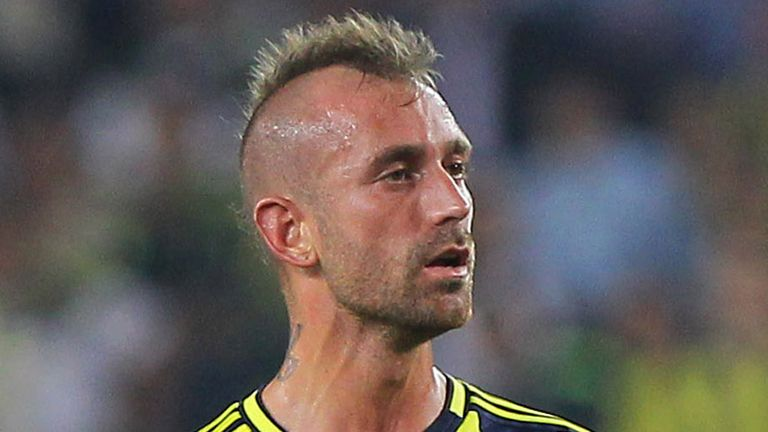 Raul Meireles: Denies the charges issued by the Turkish Football Federation