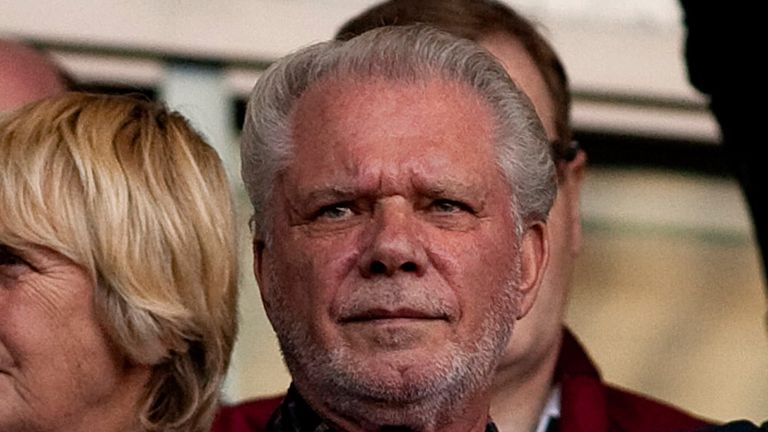 David Gold: Come out in support of Sam Allardyce
