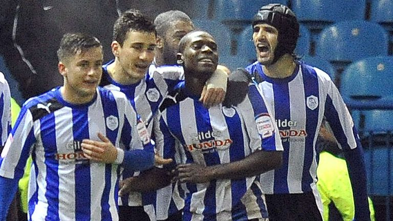 Jeremy Helan: Sheffield Wednesday match winner at Scunthorpe