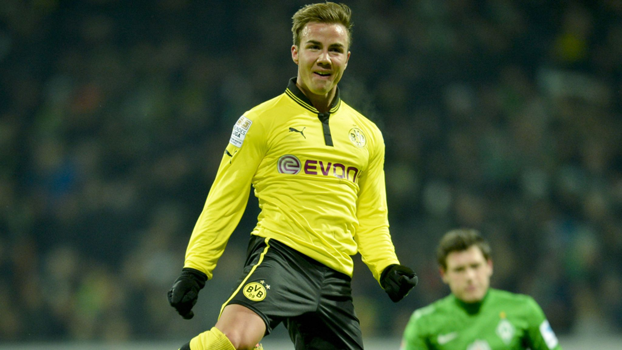 uk availability dd855 53c8a Bayern Munich agree £32m deal to sign Mario Gotze from ...