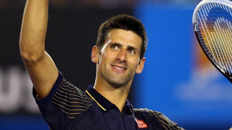 Novak Djokovic Says Tennis Need Not Fear A Lance Armstrong Style Drug Scandal Tennis News Sky Sports