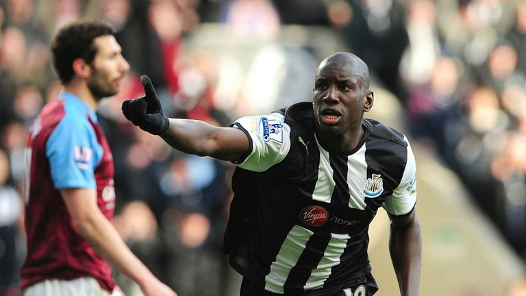 Demba Ba: Striker says it was an easy decision to join European champions