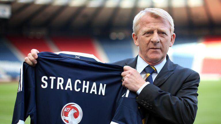 Gordon Strachan: New Scotland boss