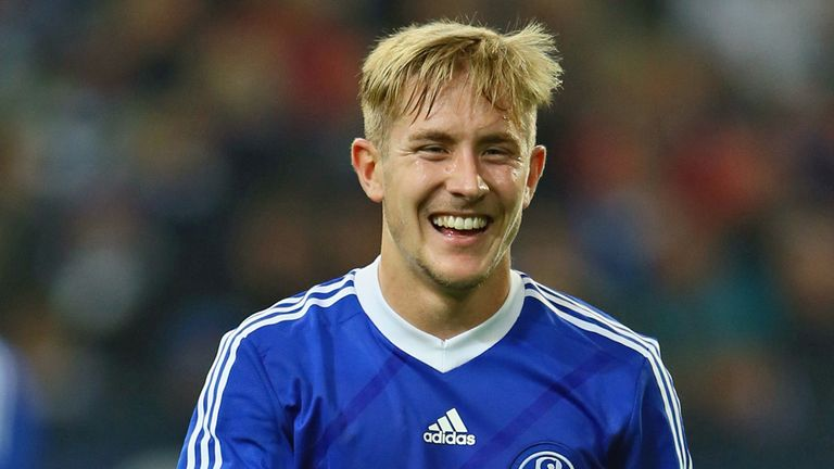 Lewis Holtby: Drawing admiring glances from the Premier League