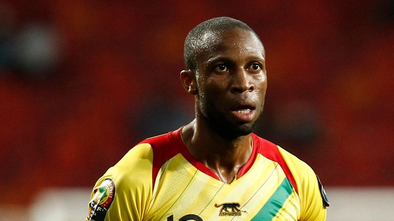 Seydou Keita: Keen to overcome South Africa on Saturday