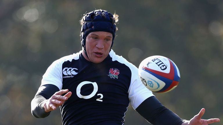 Tom Johnson: Misses entire Six Nations campaign
