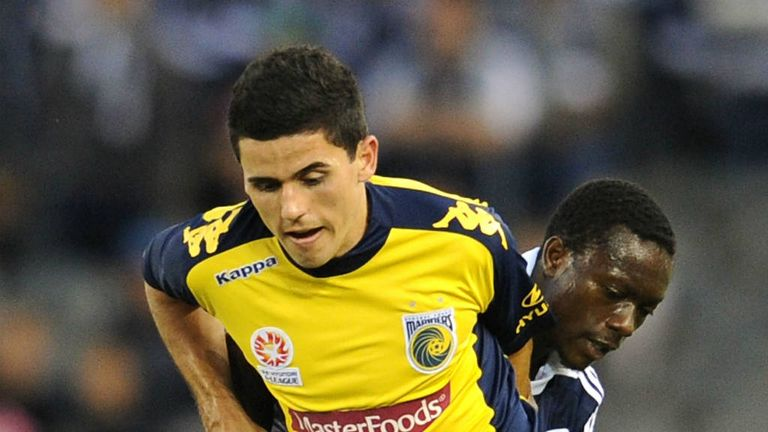 Tom Rogic: QPR have joined the chase for the Central Coast Mariners midfielder