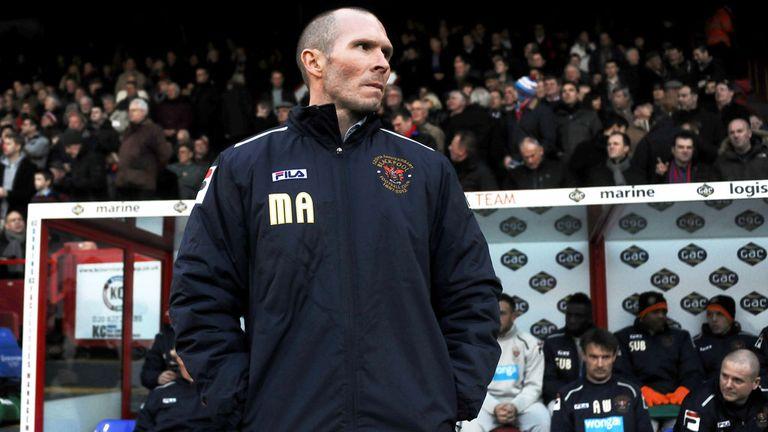Michael Appleton: Could take over at Blackburn