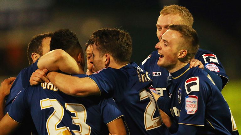 Oldham edged out Liverpool at home to clinch a famous FA Cup triumph