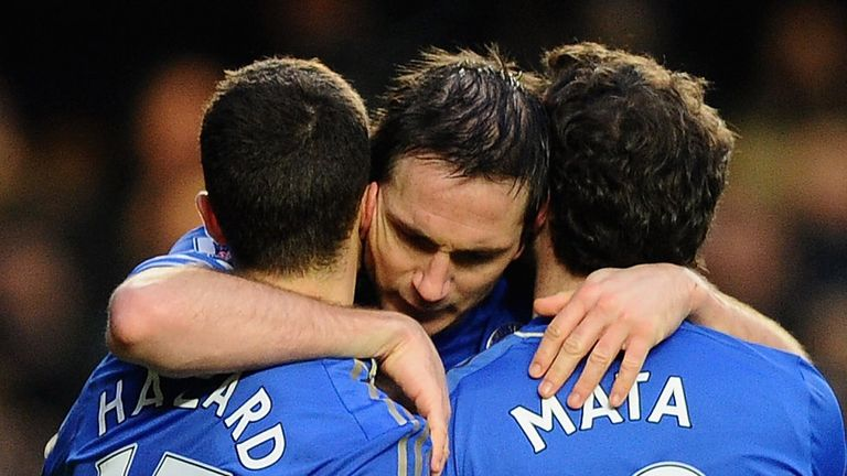 Frank Lampard: Not certain where he will be plying his trade next season