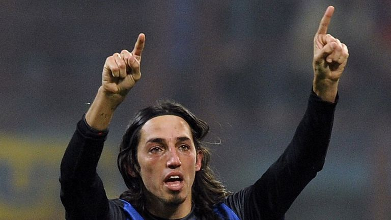 Ezequiel Schelotto: Linked with moves to Fulham & Crystal Palace