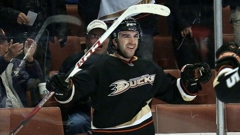 NHL: Kyle Palmieri scored a hat-trick as Anaheim beat