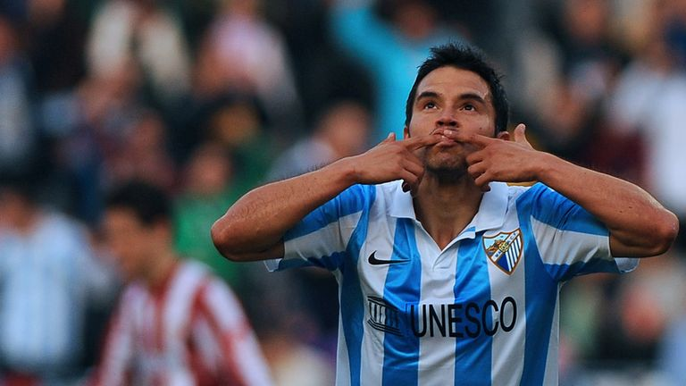 Javier Saviola: Completed switch to Greece