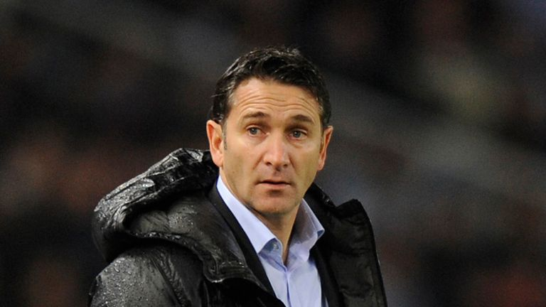 Philippe Montanier: Becomes Rennes boss after leaving Sociedad