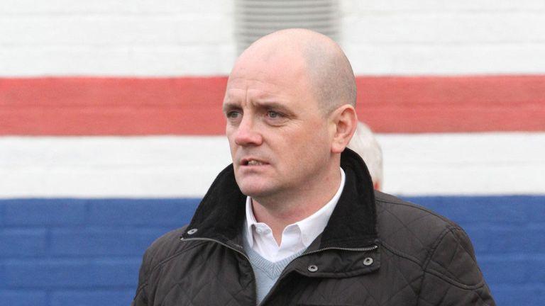 Richard Agar: Appointed France coach