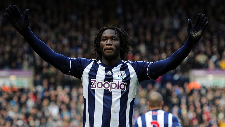 Romelu Lukaku: Took his season tally to twelve with a double against Sunderland