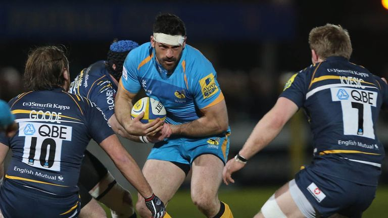 Masi on the charge against Worcester