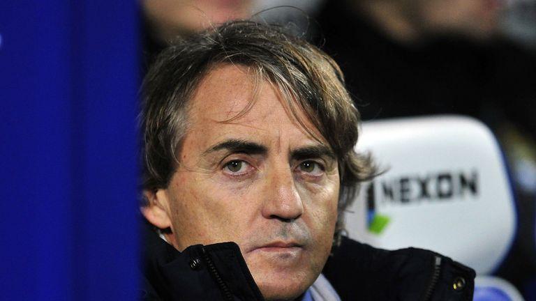 Roberto Mancini: No truth in Zenit rumours, says Man City boss
