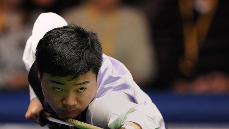 Ding Junhui: Fancing Xiao in all-China final
