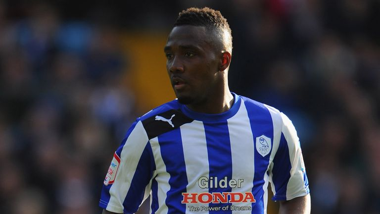 Jermaine Johnson: Saw red in Sheffield Wednesday win
