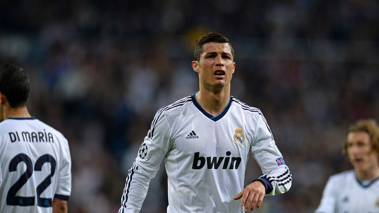 Cristiano Ronaldo: Continues to be linked with a return to Manchester United