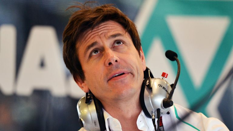 Toto Wolff: Says Mercedes have 'neither positive nor negative' feelings