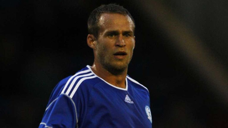 Dave Hibbert: Peterborough striker forced to retire