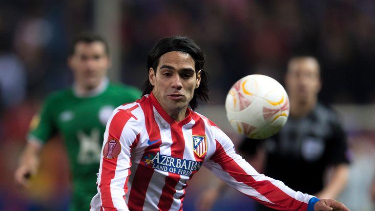Radamel Falcao: Dismisses rumours regarding his future
