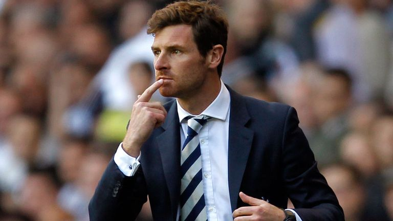 Premier League: Tottenham boss Andre Villas-Boas favourite for Paris St Germain