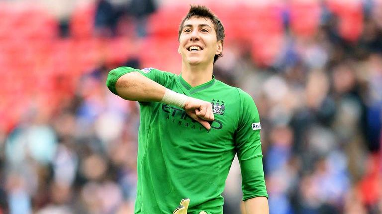 Costel Pantilimon: Set to play in cup final