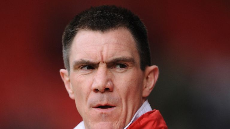 Chris Morgan: Hoping for a quick decision