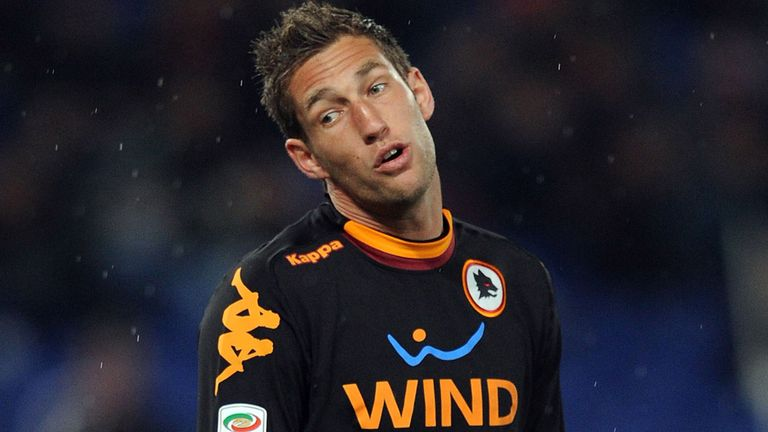 Maarten Stekelenburg: Roma goalkeeper is on his way to Fulham