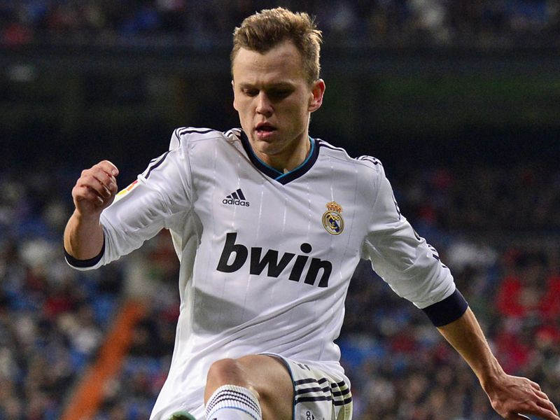 Image result for denis cheryshev