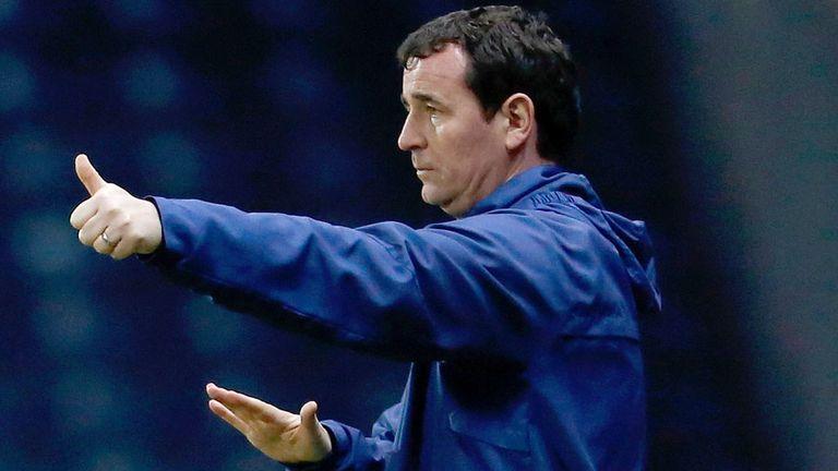 Blackburn boss Gary Bowyer plans to target Manchester United for loans