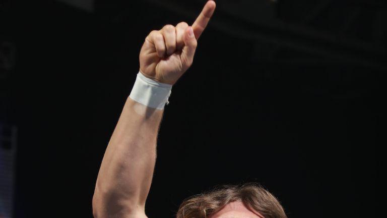 Bryan: selected as Cena's SummerSlam opponent