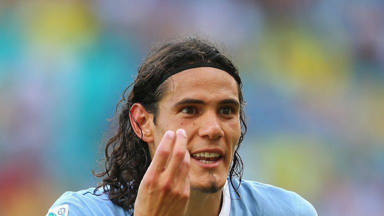 Edinson Cavani: Napoli striker is wanted by Chelsea and PSG