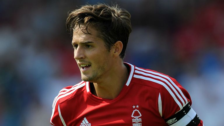 Chris Cohen: Will lead Forest this season