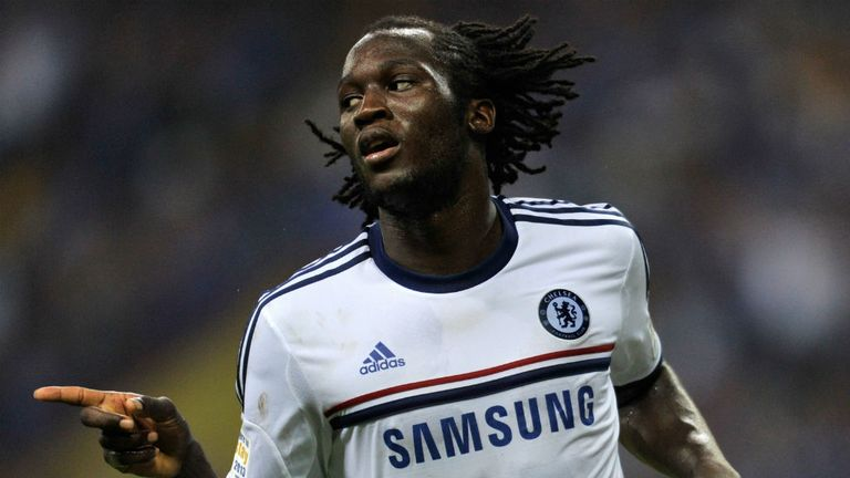 Romelu Lukaku: Not worried by competition for places