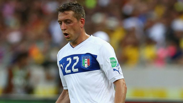 Emanuele Giaccherini: Appeared for Italy at Euro 2012