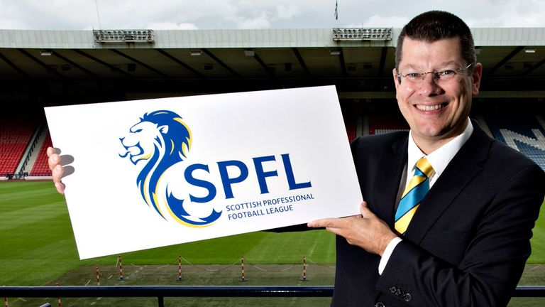 Neil Doncaster has replaced Ian Maxwell on the SFA board